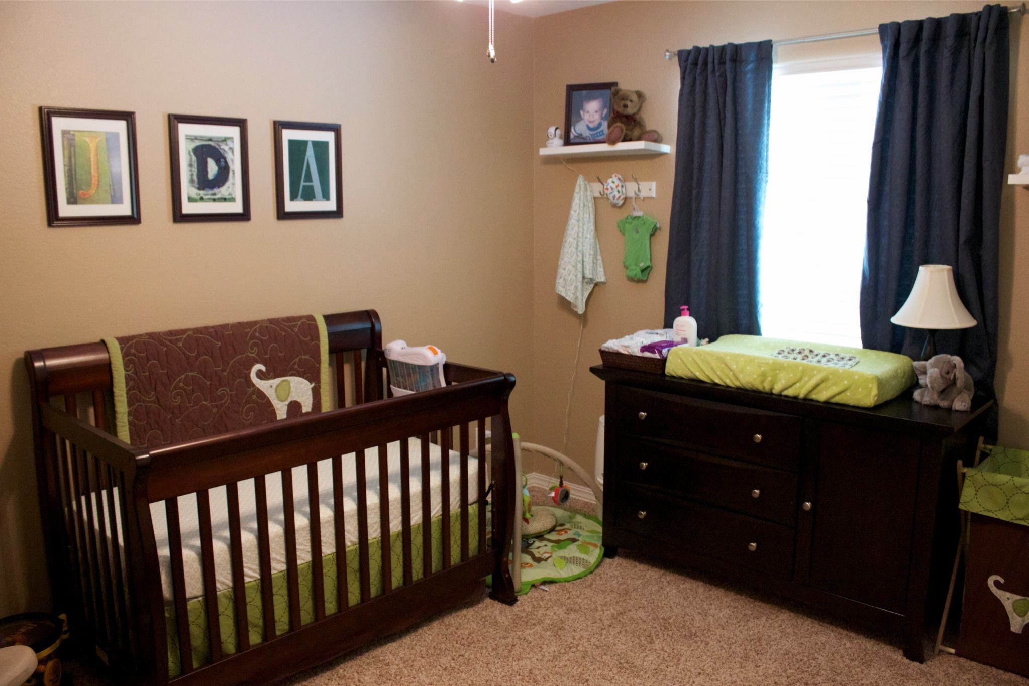 Nursery Baby Essentials - The List Mama